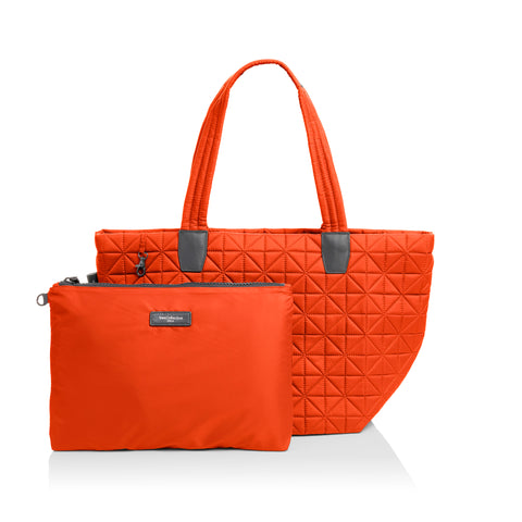 Vee Tote Medium - Hot Red