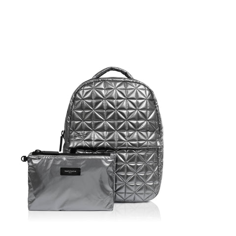 Vee Backpack - Metallic