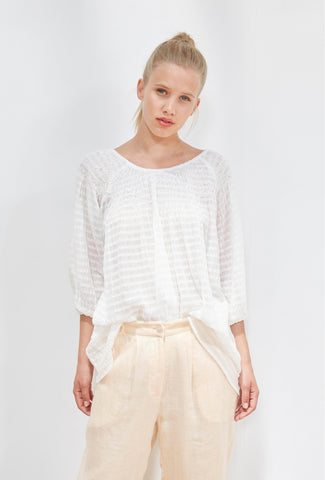 Adriatic Cotton Blouse