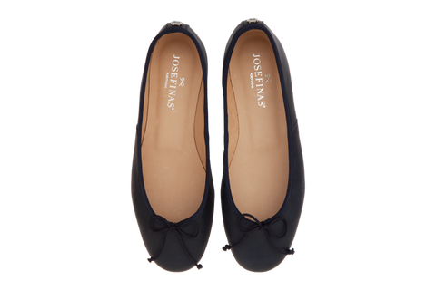 No.1 Collection Ballerinas - Atlantic Blue