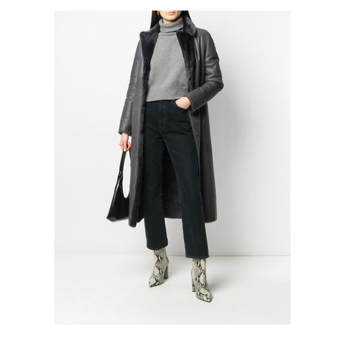 Lacon Lamb Reversible Coat