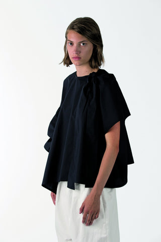 Bee Cotton Top - Midnight
