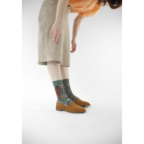 Cedar Woman Socks