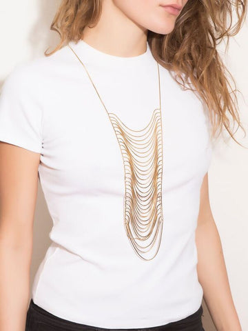 Cheyenne Chain Necklace