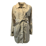 Short Trenchcoat - Beige