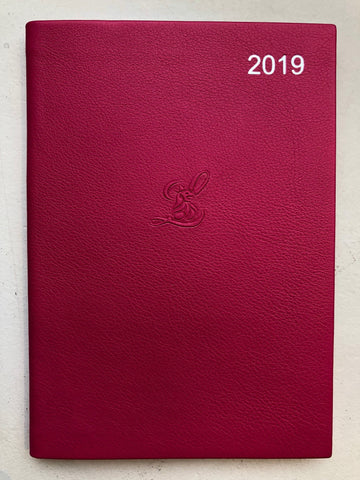 CHELSEA MULTILINGUAL DIARY  2019 - A53SCML