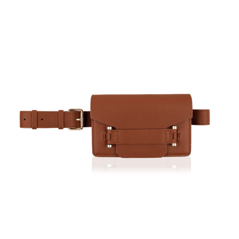 Cognac Mini Jolie Bag