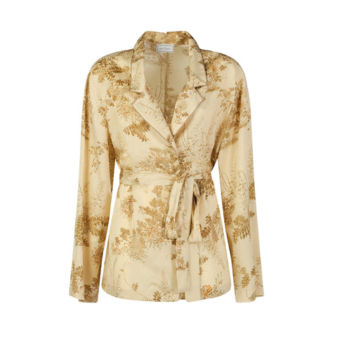 Peonia Patterned Jacket