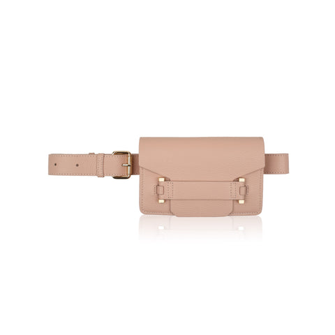 Nude Pink Mini Jolie Bag