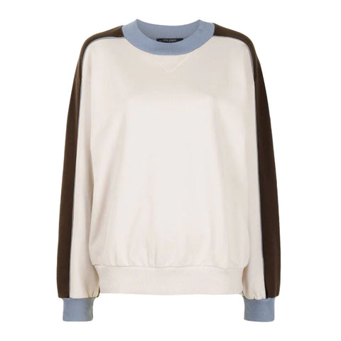 Tap Colour Block Sweatshirt