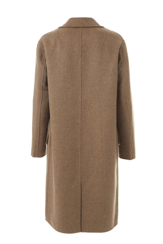 Cara Wool Cashmere Coat