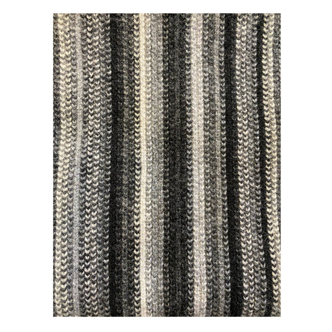 Lambswool Scarf - Black