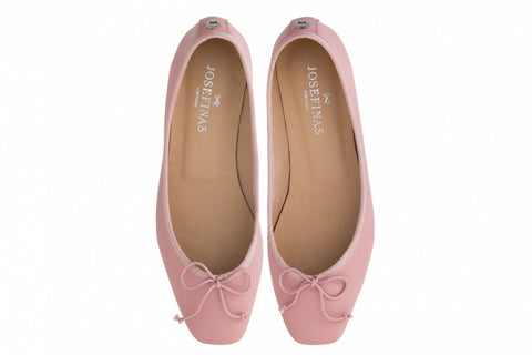Pink Power Ballerinas - Sheryl