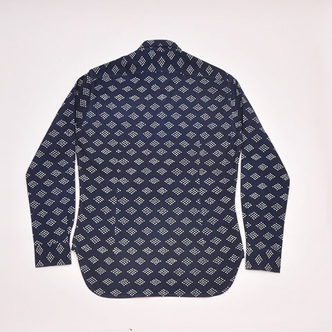 Geodot Cotton Shirt
