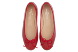 No.1 Collection Ballerinas - Passionate Red