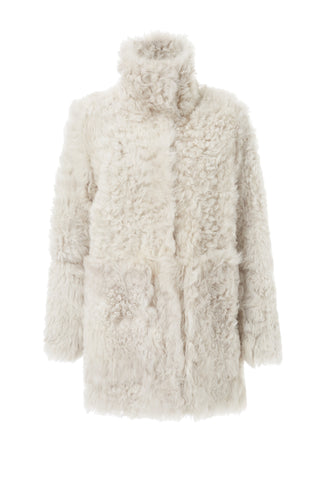 Toscan Reversible Shearling Lamb Jacket