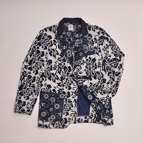 Flower Tailored Jacket