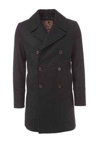 Sealup Long Peacoat