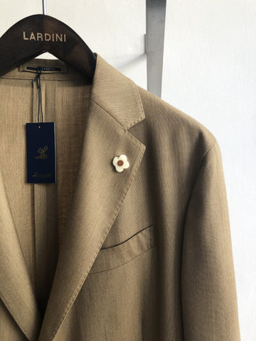 Cashmere Jacket - Tan
