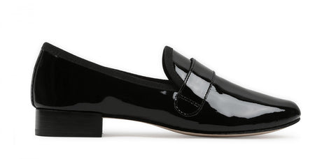 Michael Patent Leather Loafer
