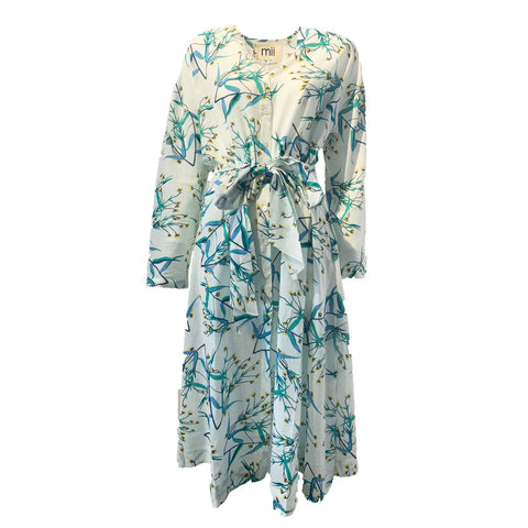 Allover Floral Dress
