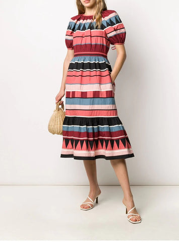 Ayita striped dress