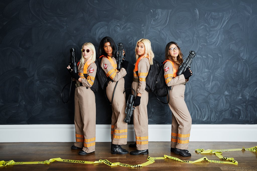 Ghostbusters Halloween Costume 2016