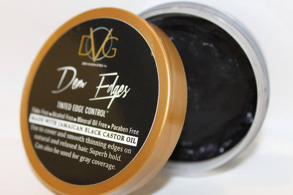 Dem Edges Tinted Edge Control® in Black 2.0 oz