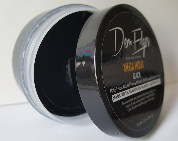 Dem Edges Tinted Edge Control® - BLACK MEGA HOLD (2.0 oz)