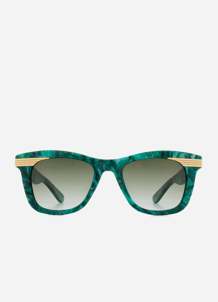 Caroline Glasses Green