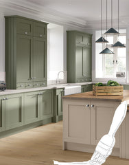Paintable Kitchen Doors & Drawers