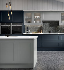 Bella Vinyl Kitchen Doors