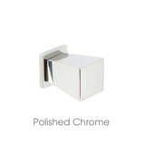 Polished Chrome kitchen door knobs - Just Click Kitchens