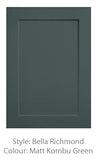 Richmond Vinyl Kitchen Doors & Drawers (Available in over 30 colours)