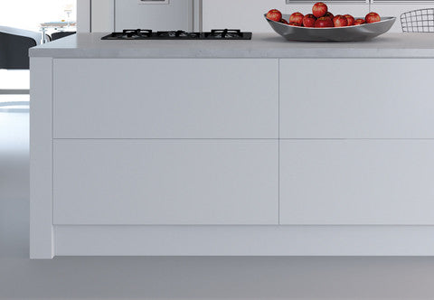 Bella Vinyl Kitchen Plinths & Kick Boards - Made to Measure - Just Click Kitchens
