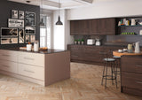 Pisa Paintable Vinyl Kitchen Doors & Drawers - Just Click Kitchens