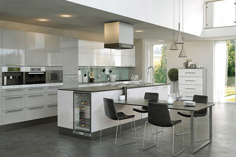 Firbeck Supergloss Kitchen Accessories - Just Click Kitchens