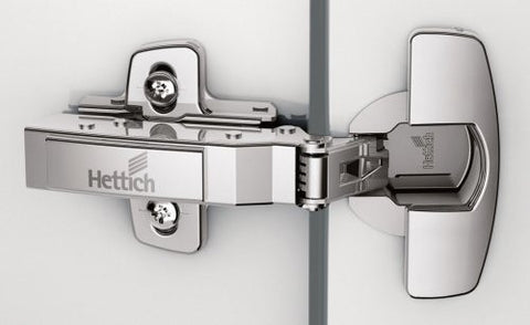 Hettich Sensys 110° Soft Close Kitchen Door Hinges - Now in Black - Just Click Kitchens