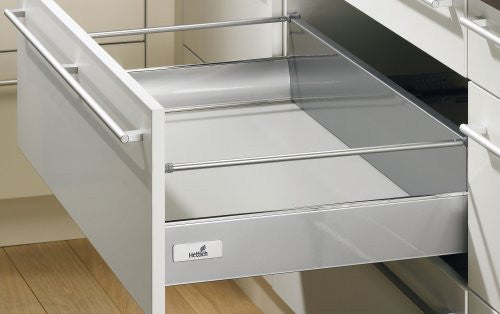 1000mm Two Pan Drawer Base Unit Just Click Kitchens