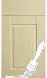Newport Paintable Vinyl Kitchen Doors & Drawers - Just Click Kitchens