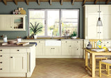 Cambridge Paintable Kitchen Doors & Drawers - Just Click Kitchens