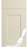 Shaker Paintable Vinyl Kitchen Doors & Drawers