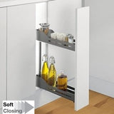 Snello Libell 150mm W Soft Close Base Unit Pullout