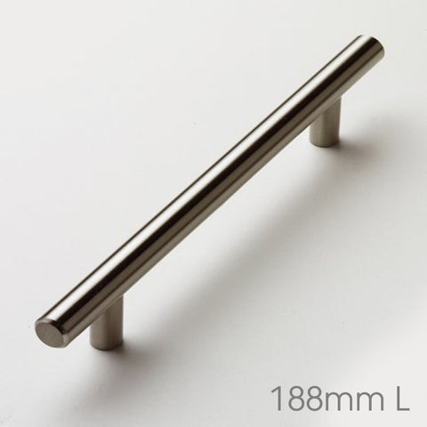 12mm T Bar Kitchen Door Handles - Just Click Kitchens