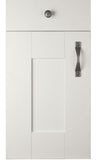 22mm Wilton Oakgrain Grey Shaker Kitchen Doors - Just Click Kitchens