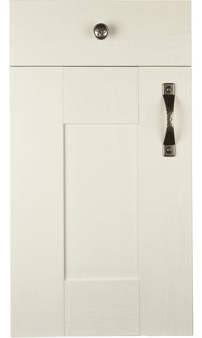 22mm Wilton Oakgrain Mussel Shaker Kitchen Doors - Just Click Kitchens