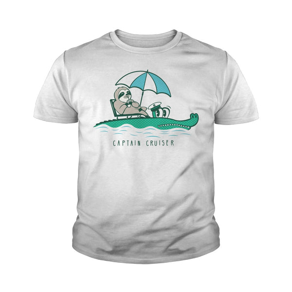Captain Cruisers Youth Tee