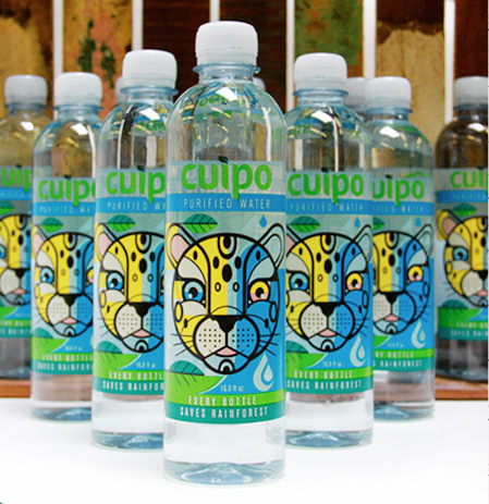 Cuipo Purified Water 16.9 FL OZ - 24 Pack
