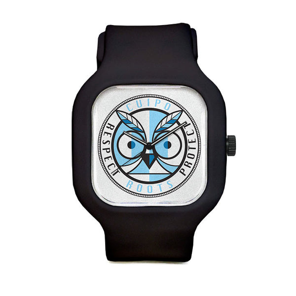 Cuipo Geo Owl Watch