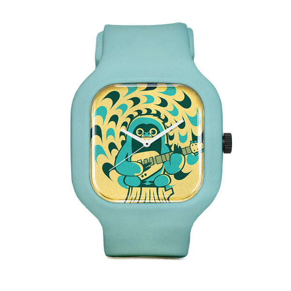 Cuipo Guitar Sloth Watch